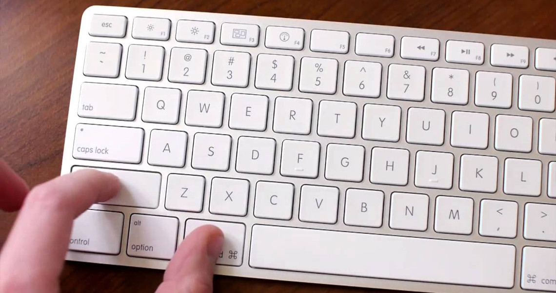 How to write french symbols on a mac
