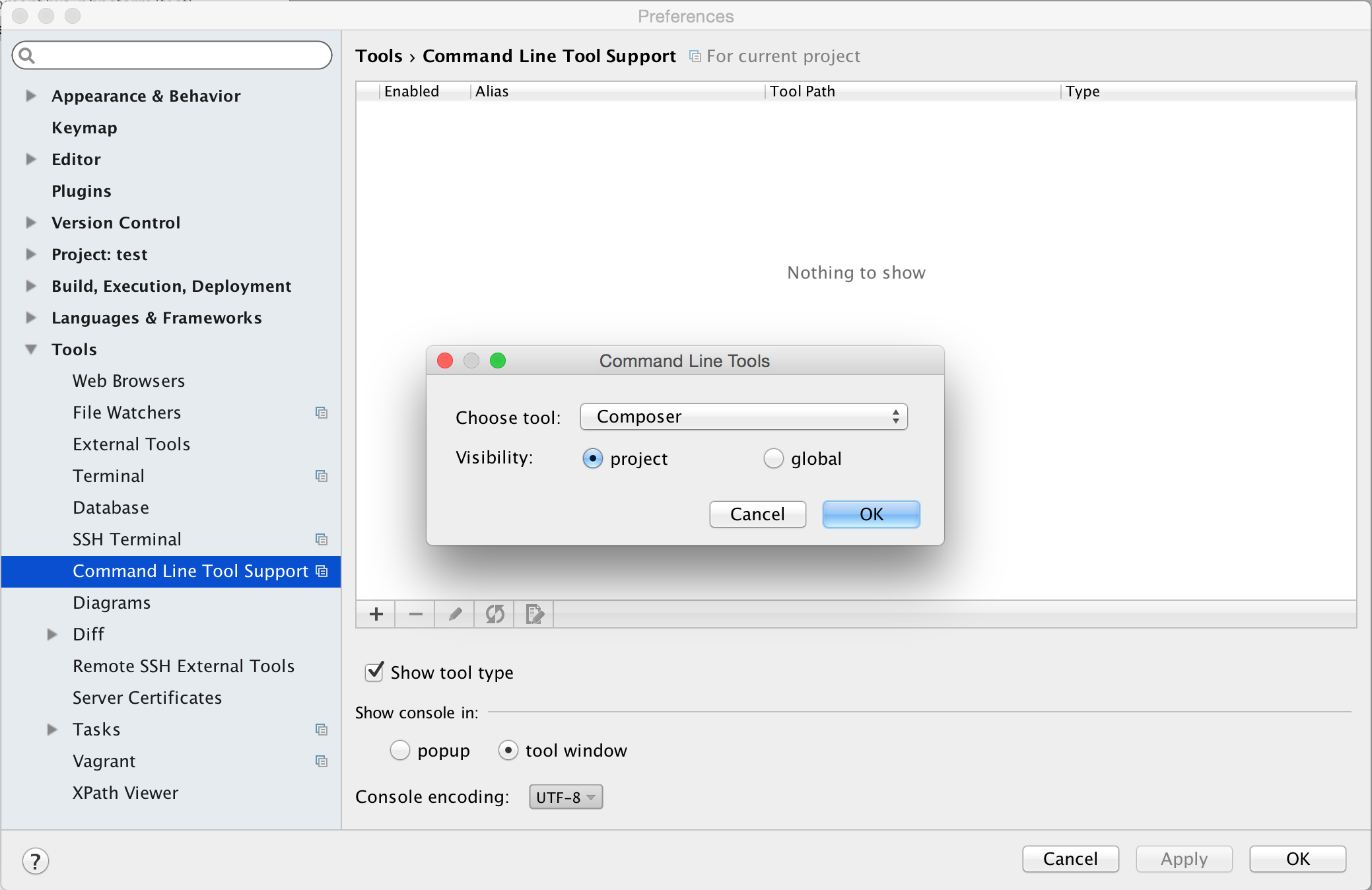 How to configure PhpStorm for Laravel - Nullalo!